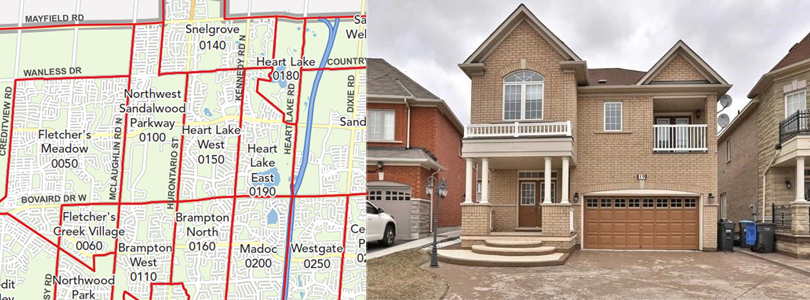 Northwest Sandalwood Parkway Brampton Real Estate