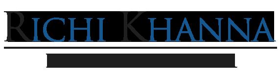 Richi Khanna Broker Logo